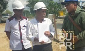 Pembangunan/Peningkatan Drainase Sub Sistem Simpang Tiga IAIN Kec. Loa Janan Ilir